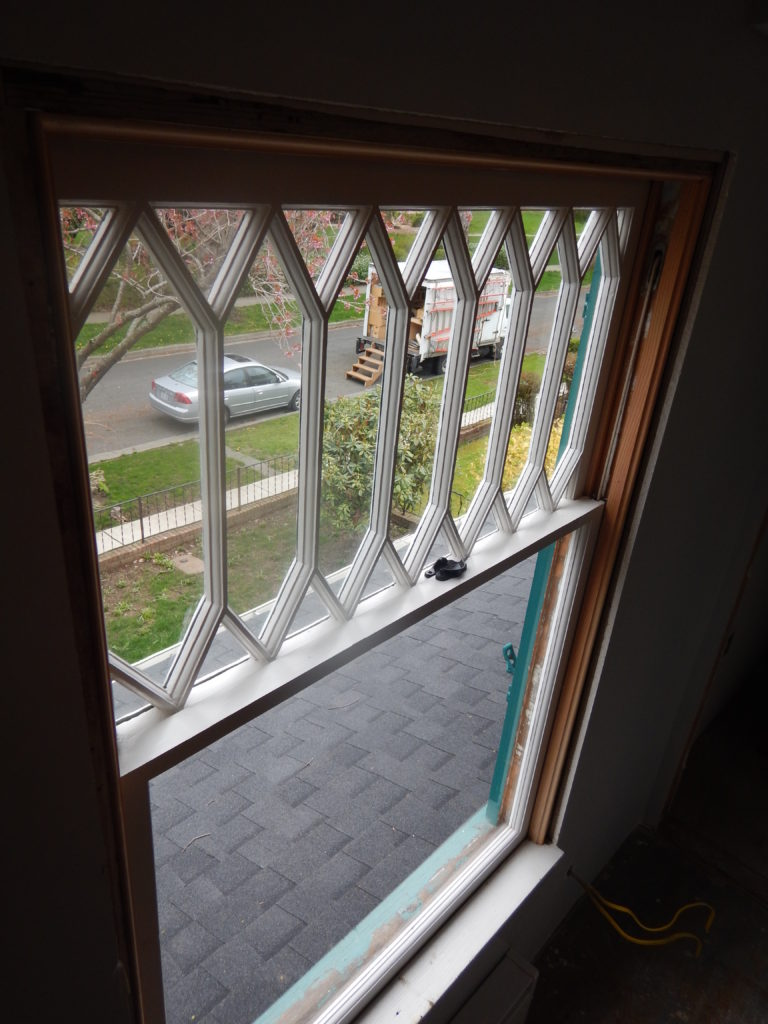 two window sash